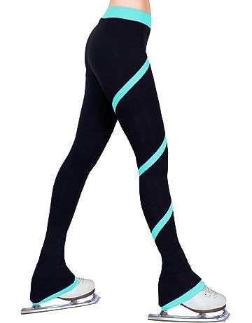 ny2 Sportswear Figure Skating Spiral Polartec Polar Fleece Pants 4519503b01