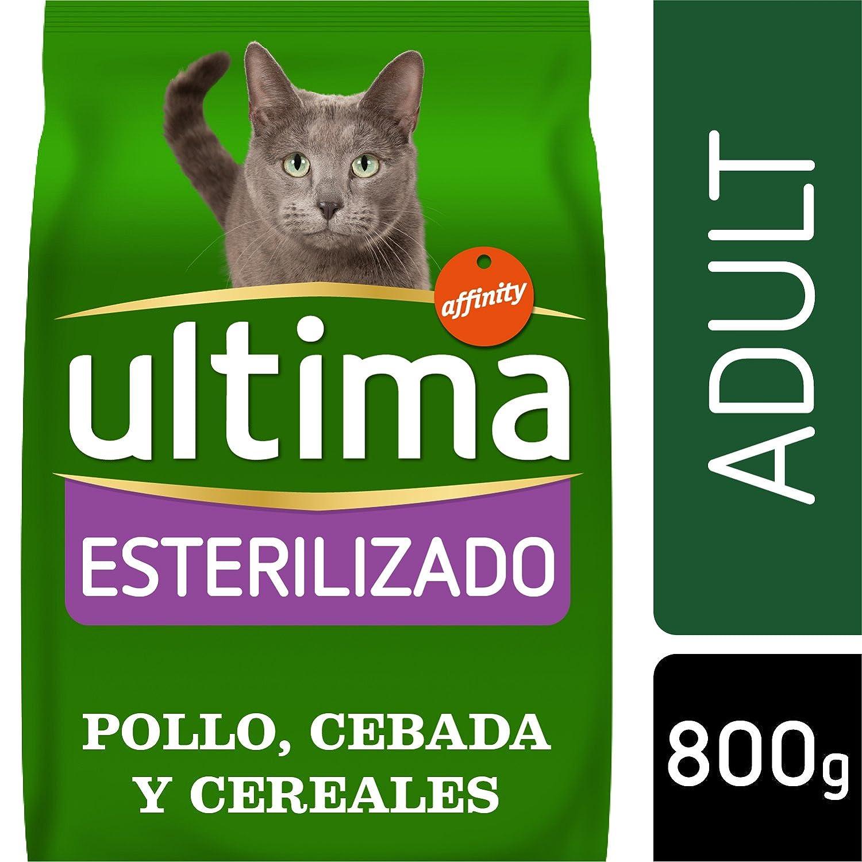 Ultima Cat Esterilizados Pollo y Cebada - 800 g