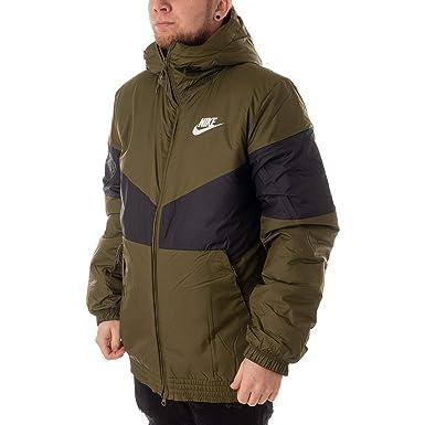 : Nike M NSW SYN Fill JKT HD Men's Synthetic Fill