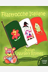 Filastrocche Italiane - Italian Nursery Rhymes (Italian Edition) Paperback