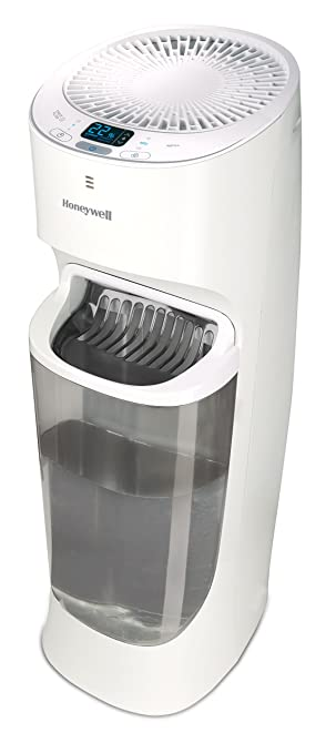 Honeywell Top Fill Tower Humidifier with Digital Humidistat