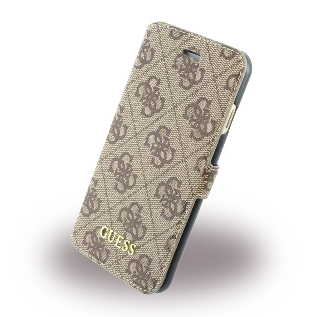 Guess 4 G Uptown Book Type Funda para Apple iPhone 7: Amazon.es: Electrónica