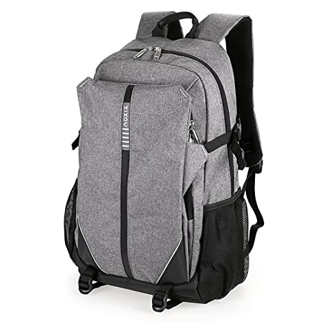 6b8aa90889b3 XIXOV Laptop Backpack, Water Resistant Business Backpack with USB Charging  Port Under 17 Inch Laptop and Notebook