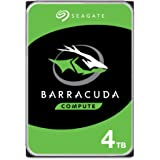 Seagate BarraCuda 4TB Internal Hard Drive HDD – 3.5 Inch Sata 6 Gb/s 5400 RPM 256MB Cache For Computer Desktop PC…
