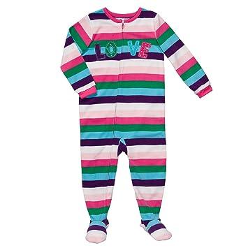 0de1a373f Amazon.com   Carter s Baby Girls One-piece Polyester Micro Fleece ...