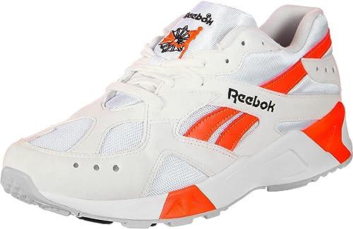 Reebok Schuhe – Aztrek weißschwarzorange