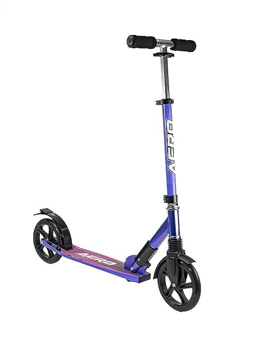 Ozbozz Torq Aero - Patinete para Bicicleta, Color Negro ...