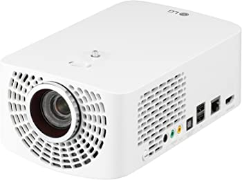 LG PF1500 1400-Lumens Portable Smart LED Projector