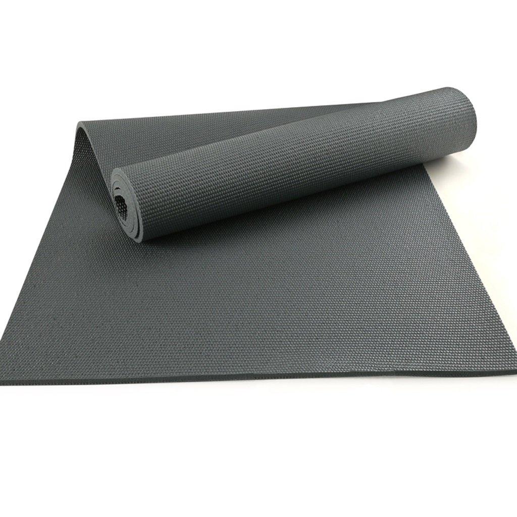 AILI Fitness Yoga Matten, Männer und Frauen Indoor Keine Geruch 10mm Anti-Rutsch-Trainingsmatten, Slim Matten