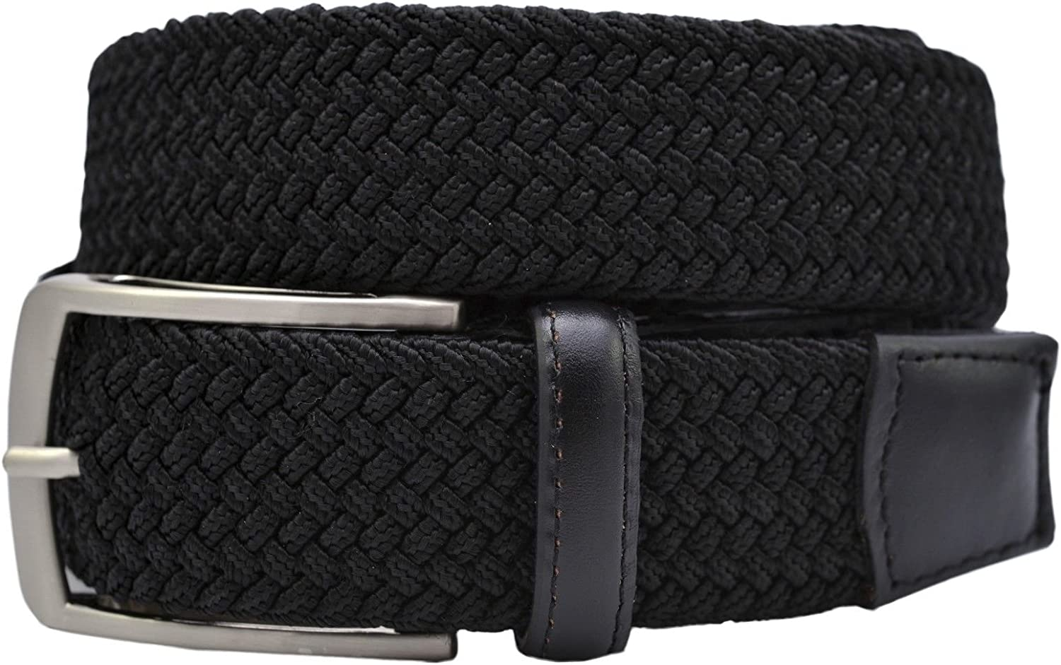 Greg Norman mens Weave Stretch