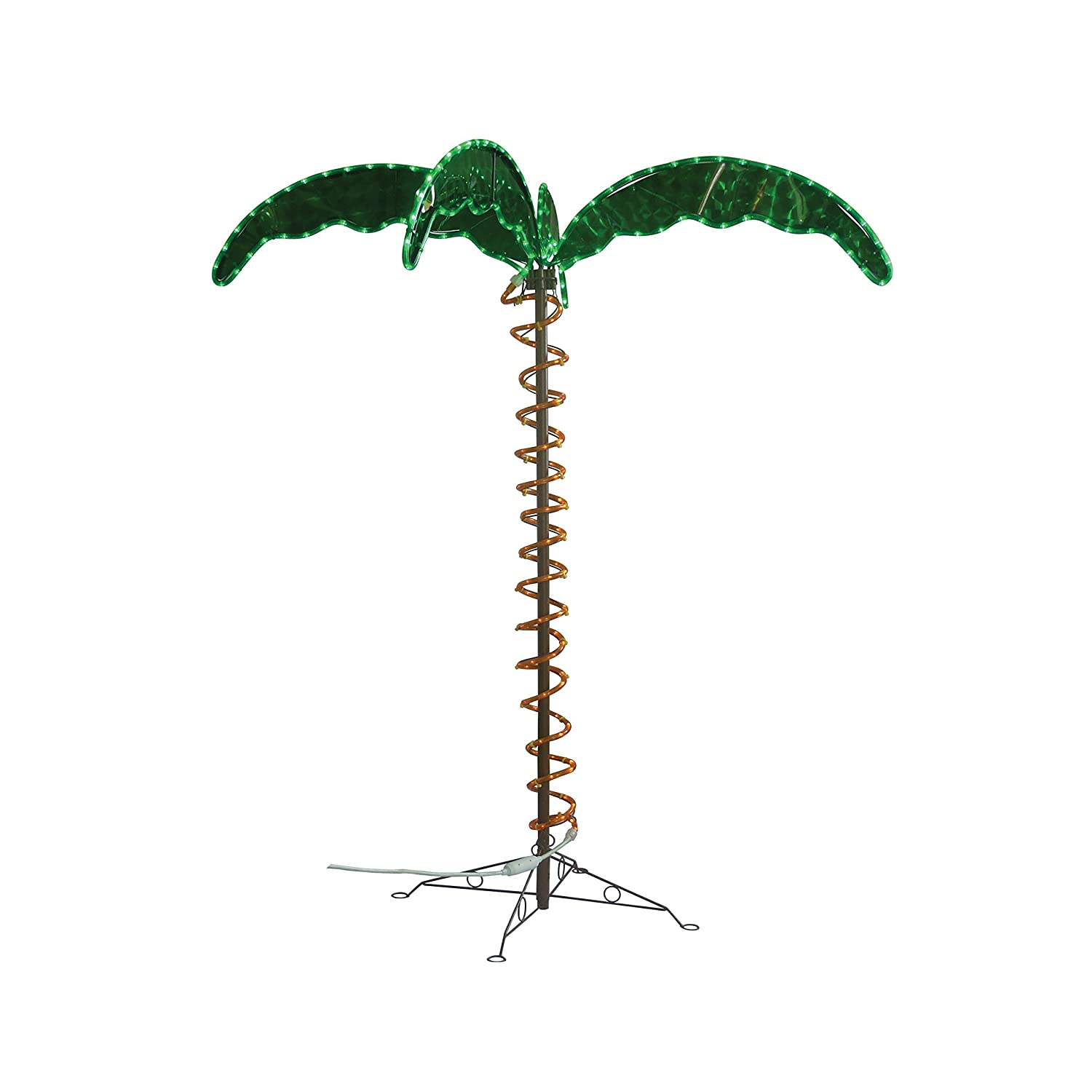 Green LongLife 7070103 7070103 Decorative Palm Tree Rope Light 0410.1996