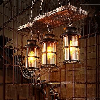 Moderne Deckenbeleuchtung Kronleuchter Mit Holz Pendelleuchte