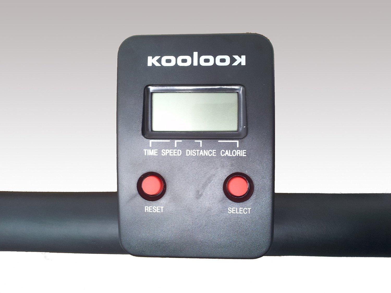 Cinta de correr magnética KOOLOOK: Amazon.es: Deportes y aire libre