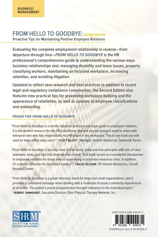 employee relations topics
