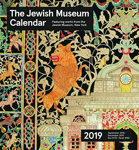 Books : The Jewish Museum Calendar 2019