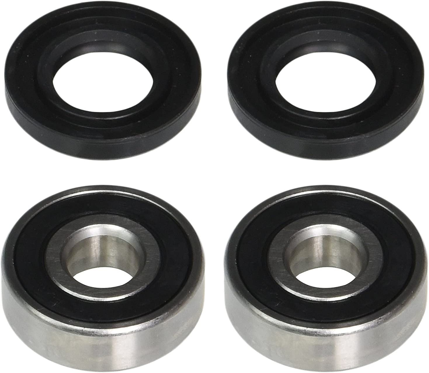 Fits HONDA ATC125M ATV Bearings Kit both sides Rear Wheels 1984-1985