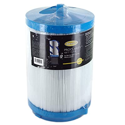 Jacuzzi 40 sq ft Proclarity Top Filter, 6473-157 : Swimming Pool Cartridge Filter Inserts : Garden & Outdoor