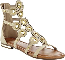 621f6029e50 Extreme by Eddie Marc Women s Tina Gladiator Sandals