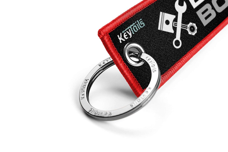 Amazon.com: Llaveros por keytails, calidad premium para moto ...