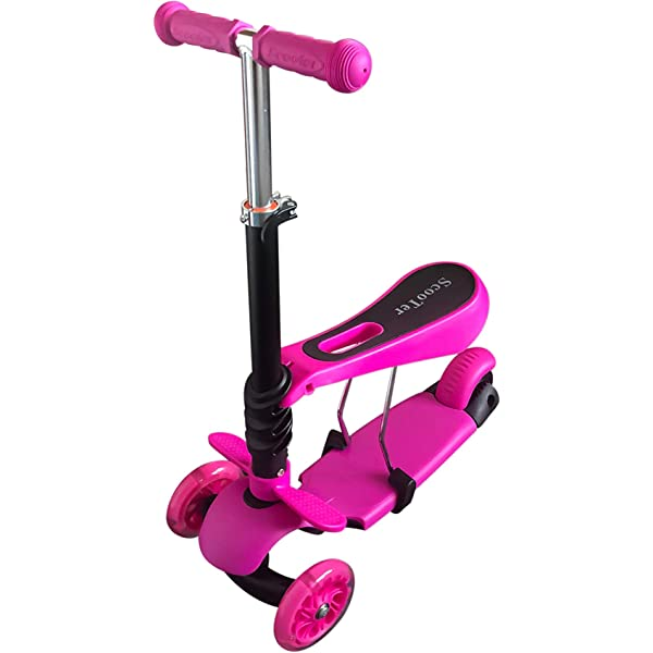 Yorbay Patinete Scooter Freestyle 3 en 1 Walker Trole Scooter 3 ...