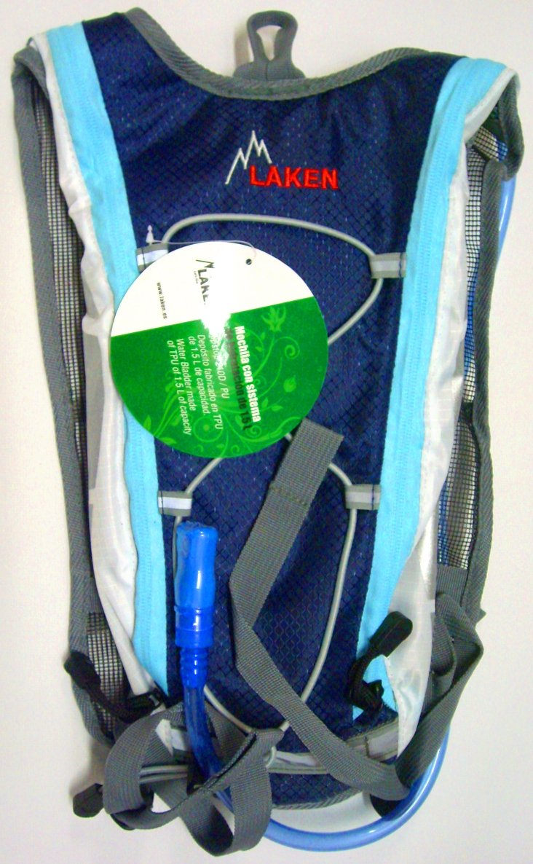 Laken, Spain, Mochila Hidratacion tipo Camelback, Hydration Pack Camelbak Style: Amazon.es: Deportes y aire libre