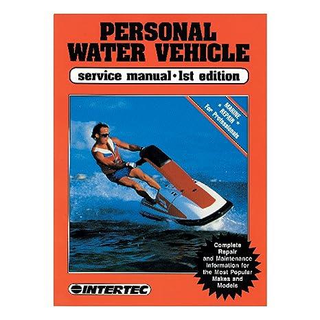 amazon com clymer proseries personal water vehicle service manual rh amazon com Repair Manuals Yale Forklift Kubota Tractor Repair Manual