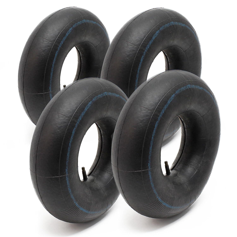 4x c/ámaras aire ruedas carretilla 4.00-8 v/álvula TR13