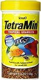 TetraMin Tropical Granules Nutritionally Balanced for Small Fish