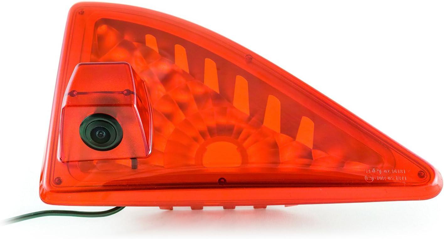 Carmedien Rückfahrkamera Für Renault Master Opel Movano Elektronik
