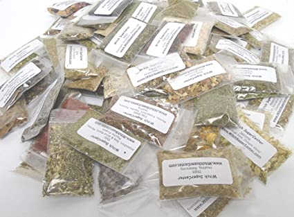 Witches Herb Kit