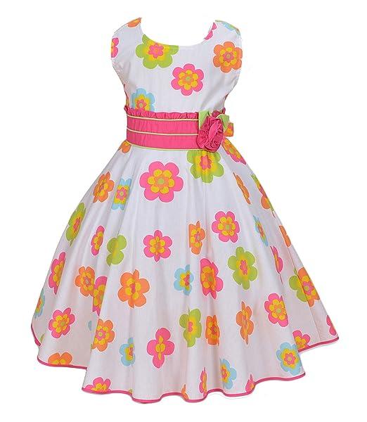 Cinda Vestido de fiesta de chicas Rosa 8-9 Años