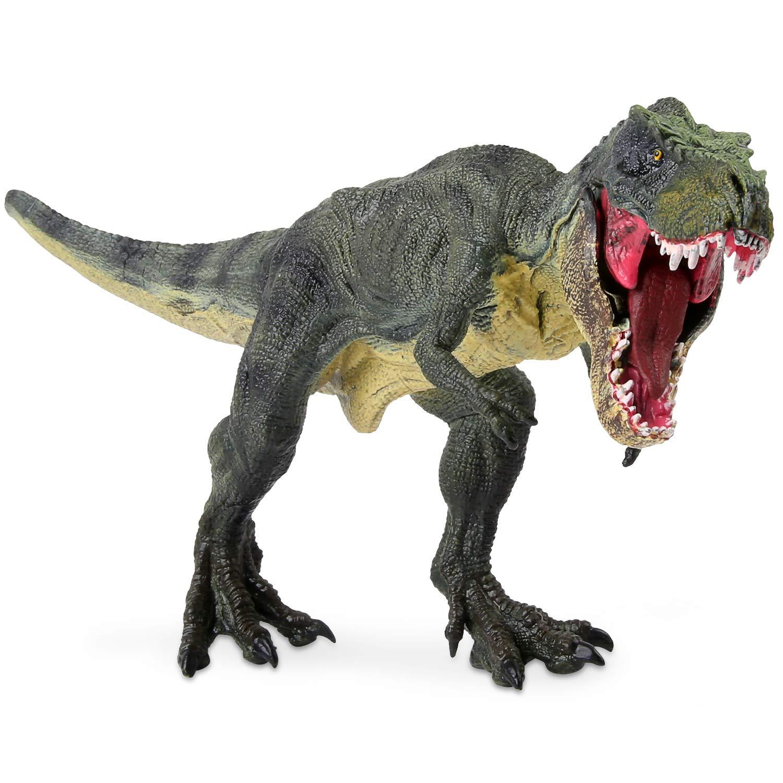 BeebeeRun Dinosaurier Spielzeug,Tyrannosaurus Rex großer Dinosaurier Figuren,pädagogisches Spielzeug für Kinder, Kinder Mädchen Jungen Kinder Mädchen Jungen