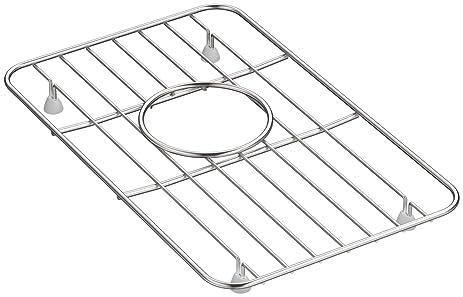 kohler k 5874 st whitehaven sink rack small stainless steel - Kohler Sple Dienstprogramm Rack
