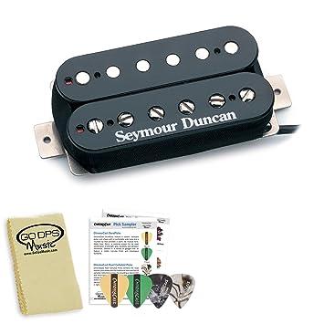 Seymour Duncan SH-14 puente posición Custom 5 pastilla para guitarra eléctrica – negro –