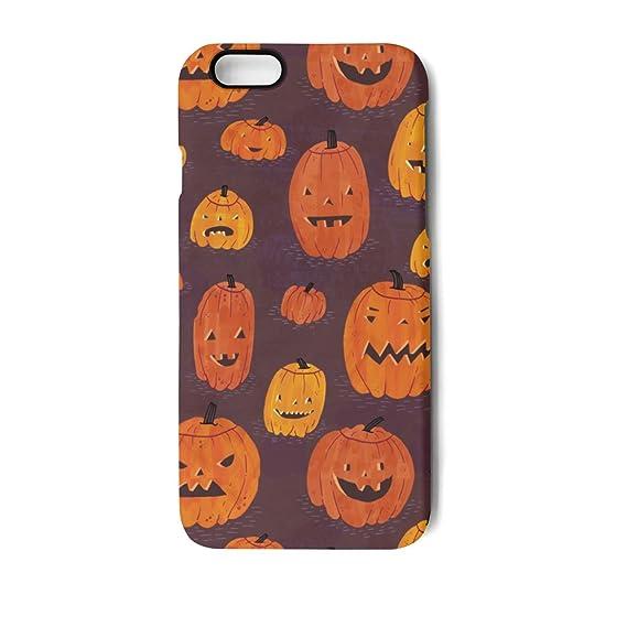 Halloween Ijs.Amazon Com Iphone 6 Case Iphone 6s Case Halloween Pumpkin