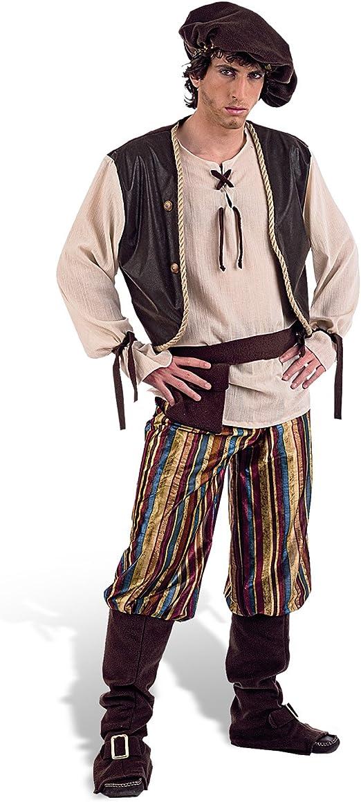 Limit Sport - Disfraz de tabernero medieval para adultos, talla XL (MA856): Amazon.es: Juguetes y juegos