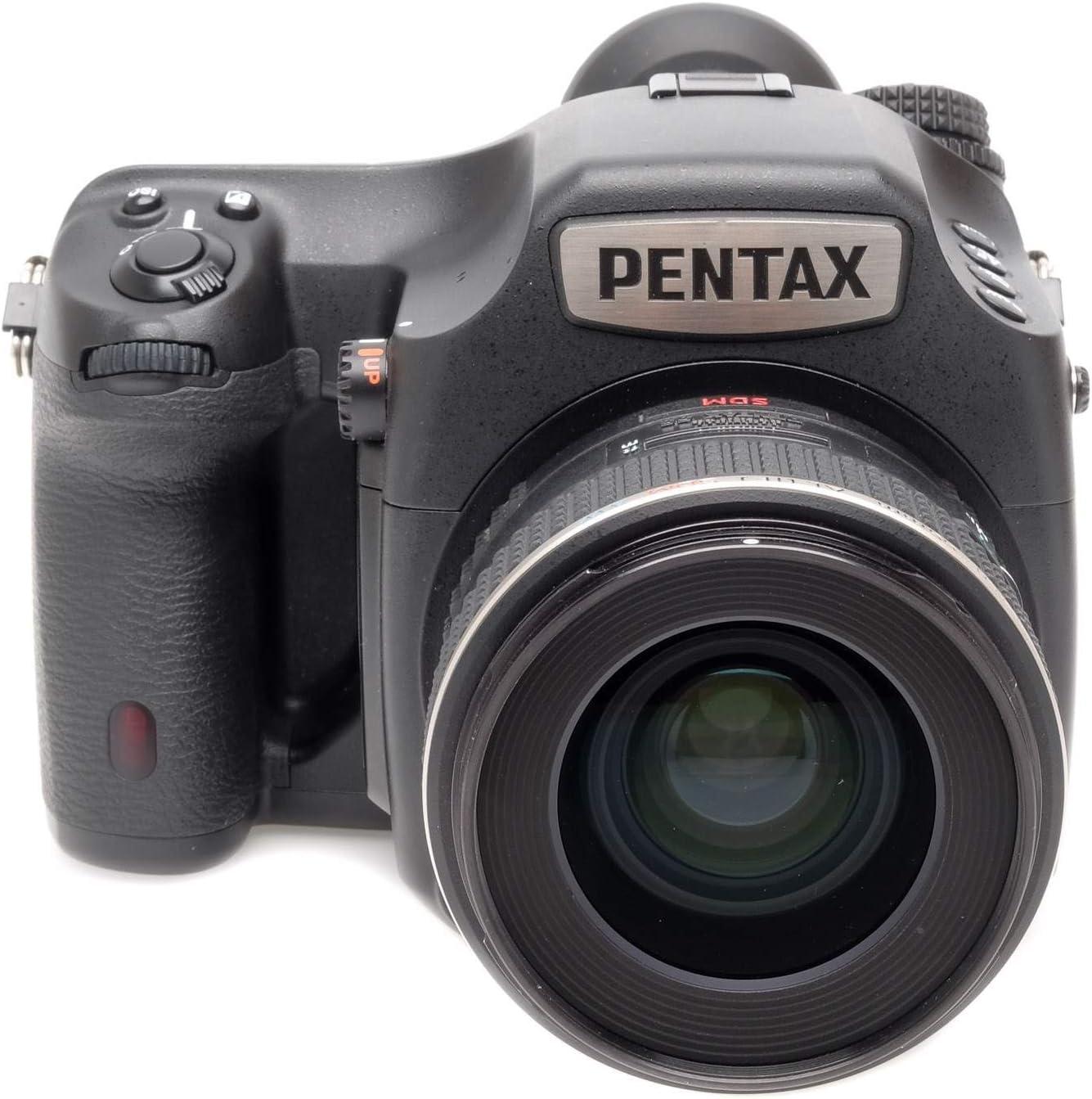 Pentax 645z Medium Format Dslr Camera Plus Pentax D Fa Camera Photo
