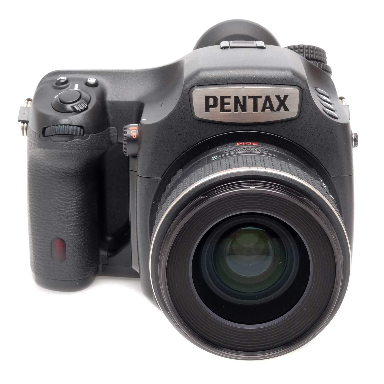 Amazon com : Pentax 645Z Medium Format DSLR Camera plus