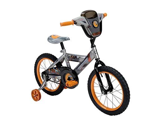 b5c83ad92f4 This super cool Star Wars rebels bicycle features a sturdy steel Y frame  and even makes sounds effects to send your little rebel on their way.