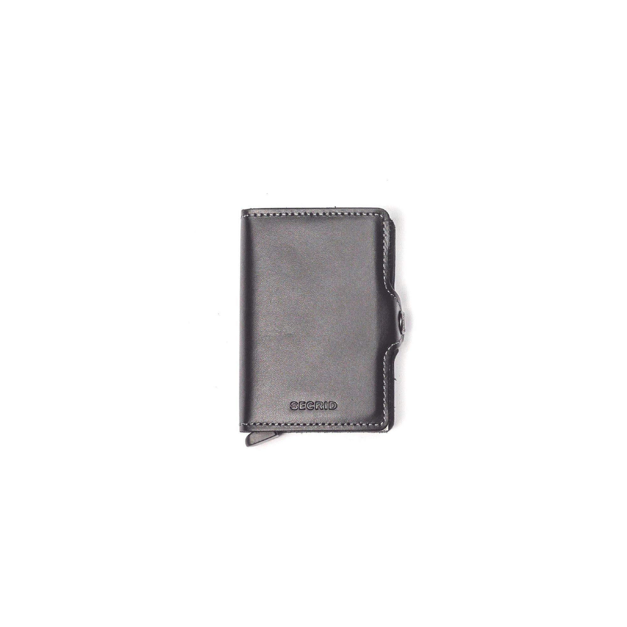 Secrid Twinwallet ORIGINAL Black wallet