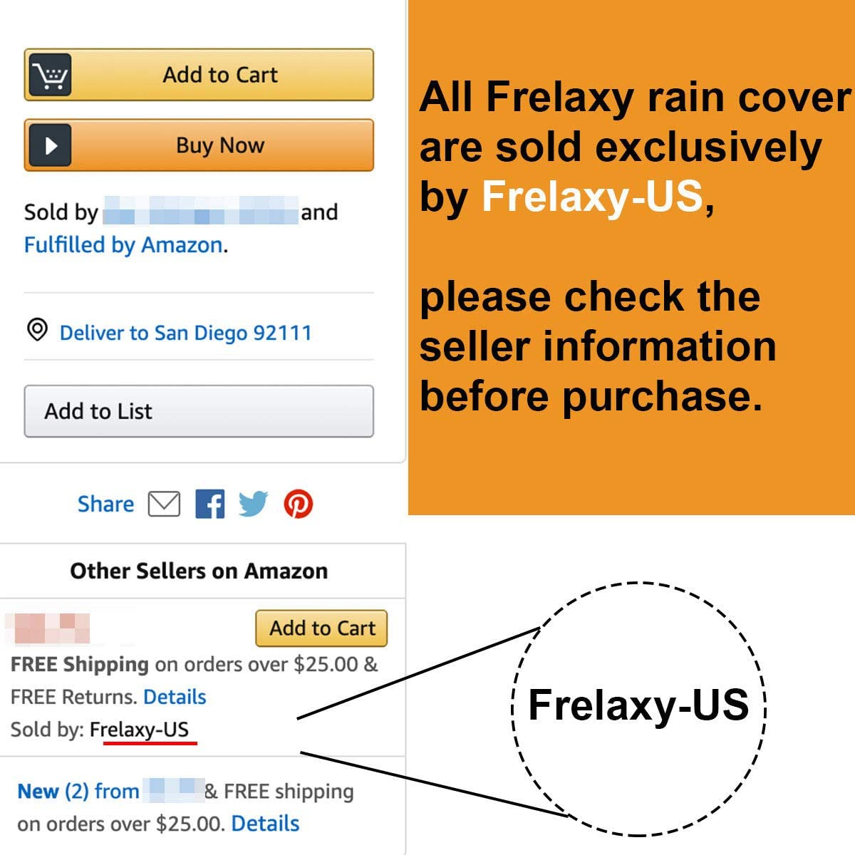 Camping Upgraded Non-Slip Cross Buckle Strap /& Rainproof Storage Pouch /& Silver Coated Frelaxy Waterproof Backpack Rain Cover 15-90L Outdoor Activities Perfect for Hiking Traveling
