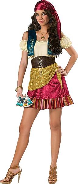 Amazon.com: InCharacter Costumes disfraz de gitana ...