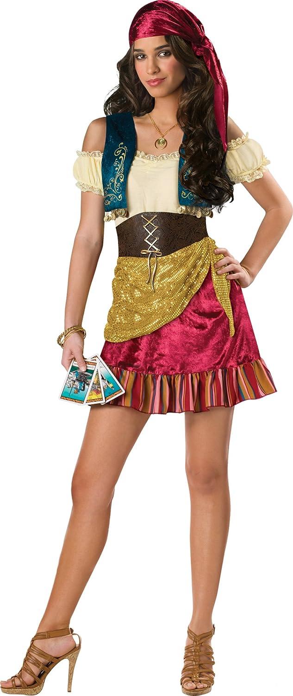 Incharacter Costumes Teen Gypsy Costume