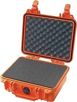 Orange Peli 1200 avec Mousse