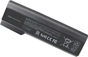 9 Cell CC09 628668-001 Battery for HP EliteBook 8460P 8470P 8560P 8570P ProBook 6470B 6570B 6460B 6560B 6360B 6465B 628666-001 628670-001 CC06-12 Month Warranty