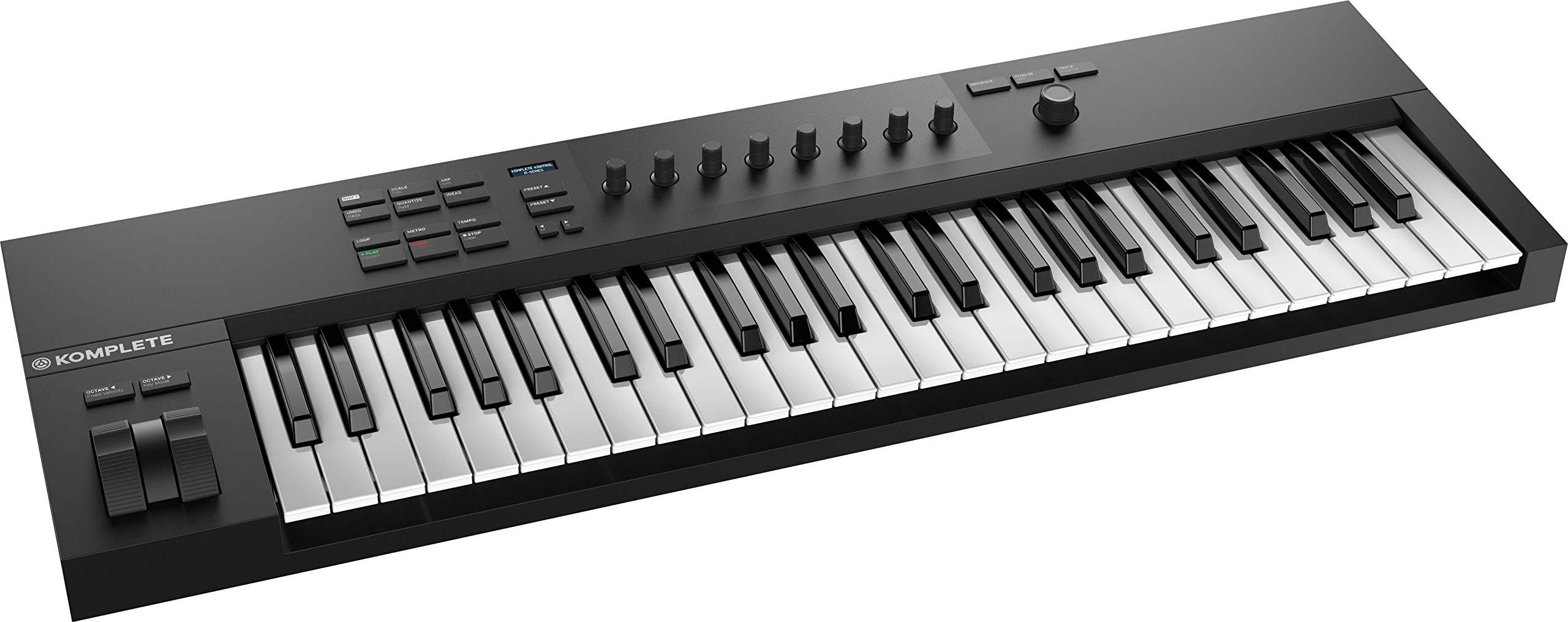 Native Instruments Komplete Kontrol A49 Controller Keyboard by Native Instruments