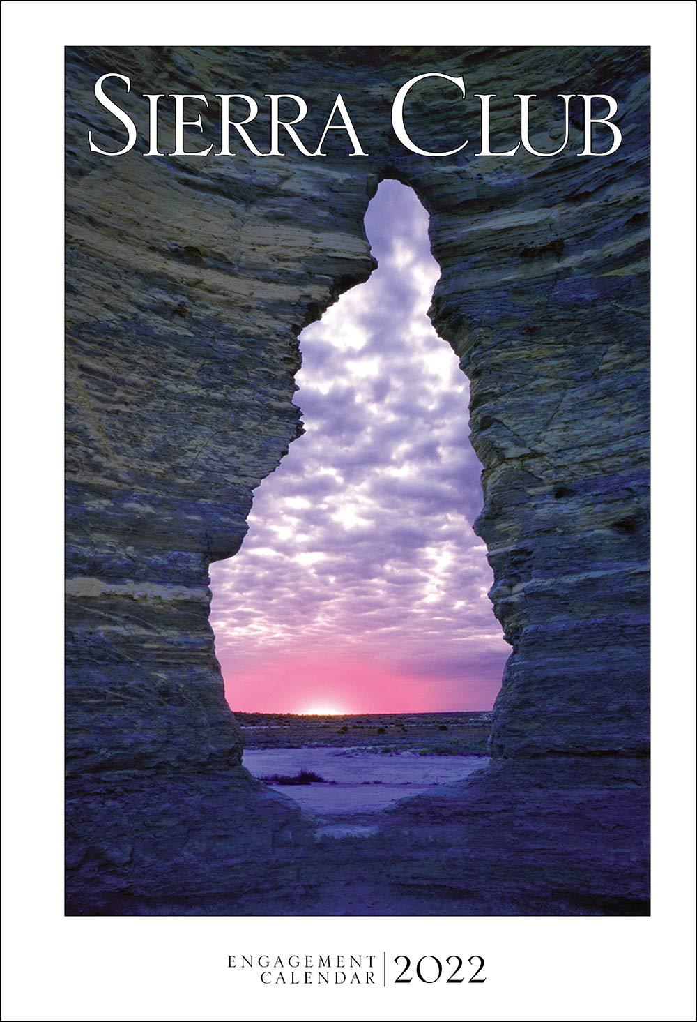 Sierra College Calendar 2022.Sierra Club Engagement Calendar 2022 Sierra Club 9781578052325 Amazon Com Books