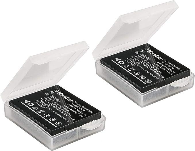 AmazonSmile : Kastar Battery (2-Pack) for Panasonic Lumix CGA-S005, CGA-S005A/1B, CGA-S005E, CGA-S005GK, DMW-BCC12 and DE-A12 work with Panasonic Lumix DMC-FS1, DMC-FS2, DMC-FS2, DMC-FX01, DMC-FX07, DMC-FX1, DMC-FX3, DMC-FX7, DMC-FX8, DMC-FX9, DMC-FX10(FX10GK), DMC-FX12, DMC-FX50, DMC-FX100, DMC-FX150, DMC-FX180, DMC-LX1, DMC-LX2, DMC-LX3 Cameras : Electronics