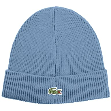 3e5588b609d Lacoste rb3502 Turn Up Beanie Hat Cruise Chine OS Cruise Chine ...