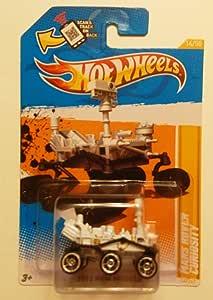 NASA MARS ROVER CURIOSITY 2012 Hot Wheels Premiere Series 1:64 Scale Collectible Die Cast Car 14/50